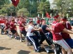 2014区民体育大会 綱引き