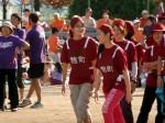 2014区民体育大会 むかで競争