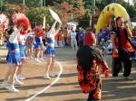 2014区民体育大会 応援・チアリーディング